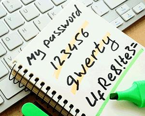 App password recovery 300x240