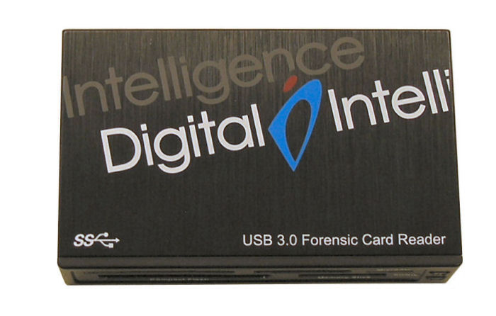 Forensic card reader top med